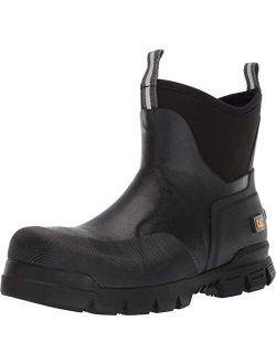 "Unisex-adult Stormers 6"" Steel Toe Work Boot"