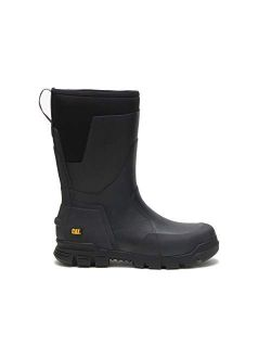"""Unisex-adult Stormers 11"""" Soft Toe Construction Boot"""