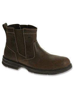 Men's Inherit Pull On Steel Toe Work Boot Construction