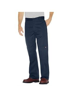 Flex Double Knee Work Pant Loose Straight Fit Big