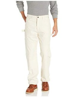 Men's 8 3/4 Ounce Double Knee Painter's Relaxed Fit Pant