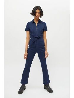 Uo Stephie Short Sleeve Coverall Jumpsuit