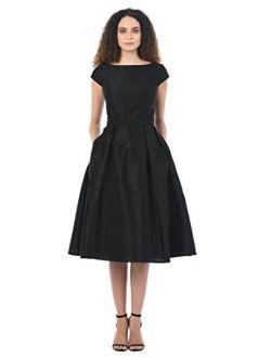 Fx Quincy Dress - Customizable Neckline, Sleeve & Length