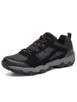 Dannto Men Hiking Shoes Outdoor Sports Backpacking Trekking Walking Running Sneakers