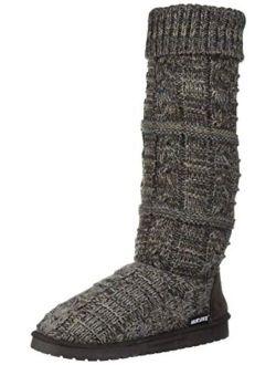 Women's Shelly Boots-grey Fashion