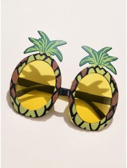 Pineapple Shaped Frame Sunglasses