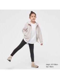 KIDS ULTRA STRETCH DRY SWEAT LONG-SLEEVE FULL-ZIP HOODIE