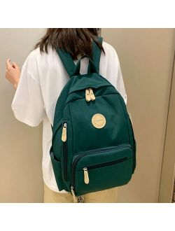 New Waterproof Nylon Women Backpack Female Travel bag Backpacks schoolbag for Teenage girls Multi-pocket bookbag Mochila