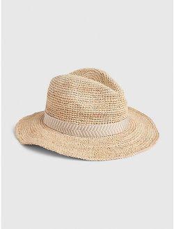 Packable Fedora Hat