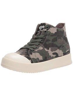 Women's Walt Soldier Camo Cotton Sneaker