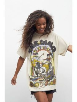 The Who Psychedelic T-Shirt Dress