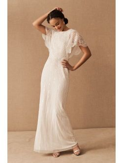 BHLDN Bonheur Dress