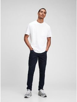 Easy Temp Slim Taper Jeans With Washwell™