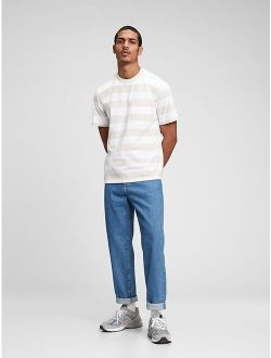 Flex Relaxed Taper Jeans With Washwell™