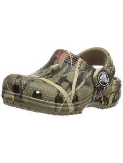 Kid's Classic Realtree Clog | Camo Shoes