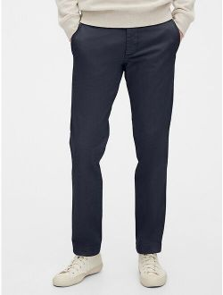 Tage Khakis In Slim Fit Pant With Gapflex
