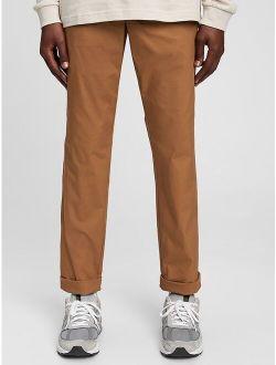 Flex Slim Pull-on Easy Pants With E-waist