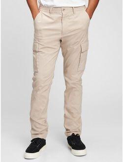 Flex Easy Cargo Pants With E-waist