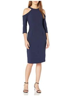 Women's Thorpe Cold Shoulder Sheath Dress