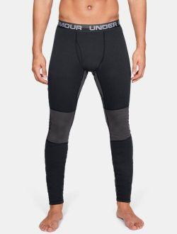 Men's UA Twill Extreme Base Leggings