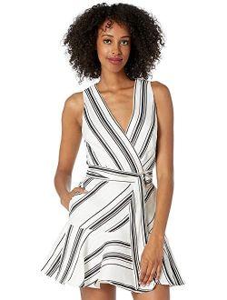 Aliicee Stripe Mini Dress