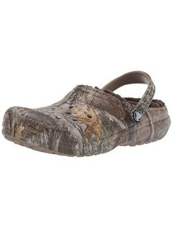 Unisex-child Classic Realtree Lined Clog | Kids' Slippers