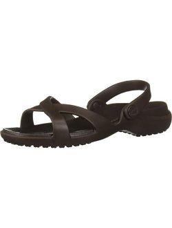 Women's Meleen Cross Band Sandal | Sandals For Women | Water Shoes