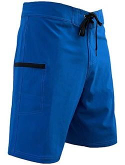 Maui Rippers Core 4 Way Stretch Boardshorts