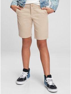 Kids Uniform Bermuda Shorts