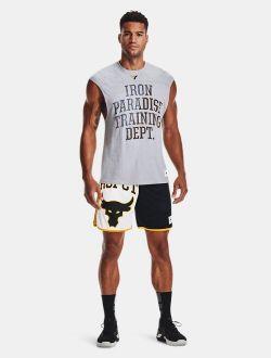 Men's Project Rock Cutoff T-Shirt