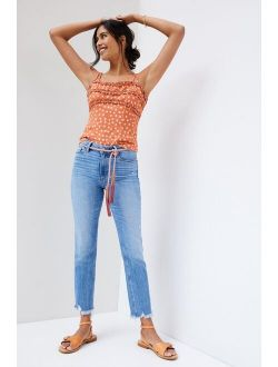 Cindy High-Rise Slim Ankle Jeans