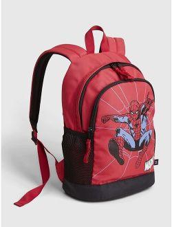 Kids   Marvel Spider-man Recycled Polyester Junior Backpack