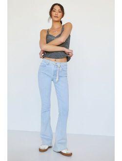 Lou Lou Slim Flare Jeans
