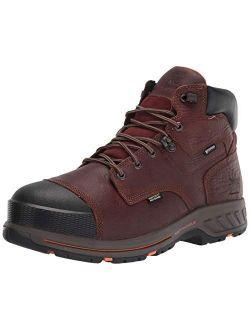 """Pro Men's Helix Hd 6"""" Composite Safety Toe Waterproof Met Guard Industrial Boot"""