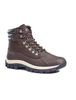 kingshow M0705-2 WP Black - Mens Boots