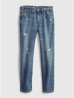 Kids Original Fit Jeans with Washwell™