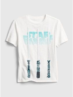 Kids | Star Wars™ Interactive Graphic T-shirt