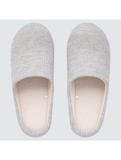 RUBBER-SOLED SLIPPERS