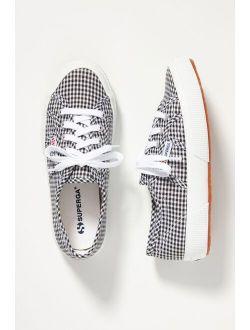 2750 Gingham Sneakers