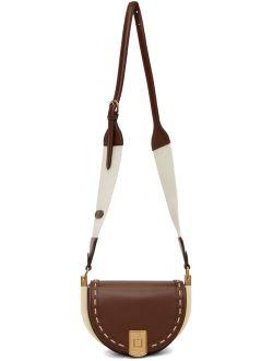 Brown Moonlight Shoulder Bag