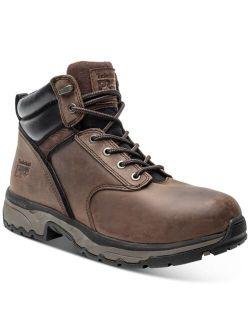"""Men's Jigsaw PRO 6"""" Steel Toe Boots"""