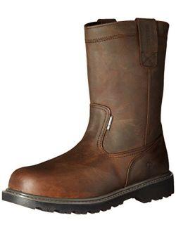 """Men's Floorhand Waterproof 10"""" Steel Toe Work Boot"""