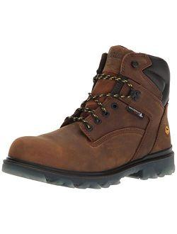 """Men's I-90 Waterproof Composite-toe 6"""" Construction Boot"""
