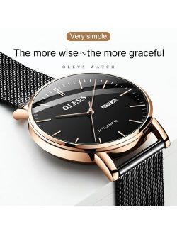 2020 New Mechanical Men Watches Japan Movement Luminous Automatic Men's Watches Top Brand