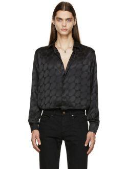Black Classic Collar Shirt