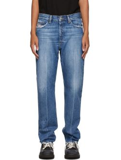 Blue D-Macs 09A25 Jeans