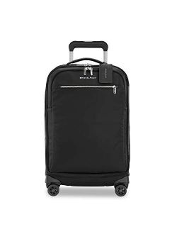 Rhapsody-softside Spinner Luggage, Black, Tall Carry-on 22-inch