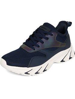 Men's Fashion Lightweight Running Tennis Sneakers