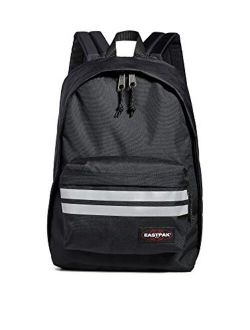 Men's Out Of Office Reflective Backpack, Reflective Black, One Size