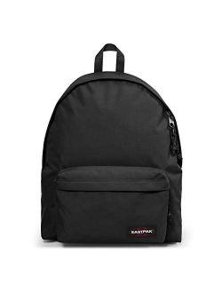 Large Padded Backpack - Black - One Size